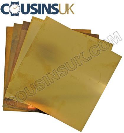 Sheet, Brass