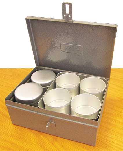 Small Lemel Storage and Sorting Box