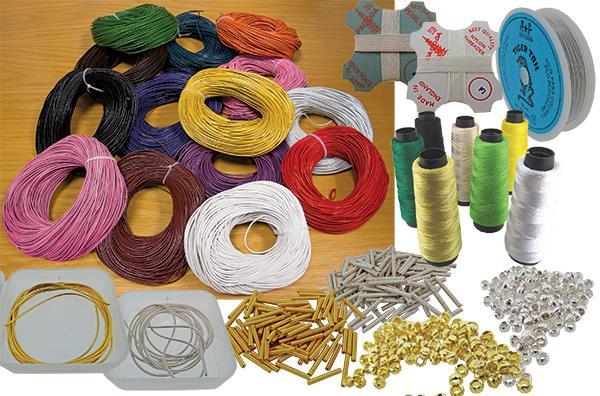 Beading, Stringing & Threading