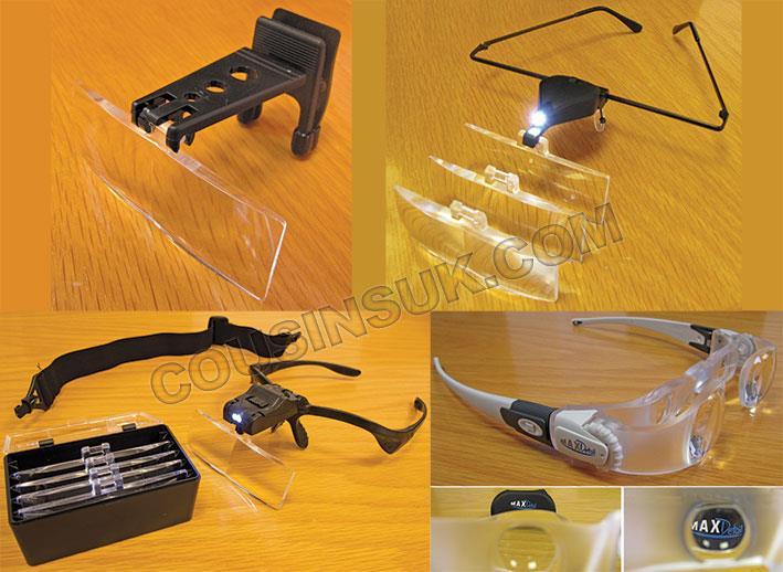 Binocular Magnifiers