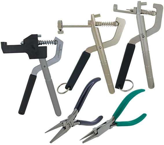 Bracelet Adjusting Pliers