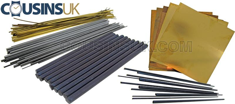 Brass, Copper & Steel Raw Material