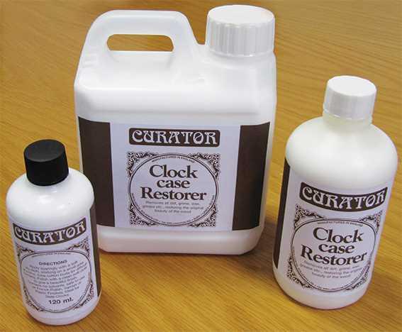 Clock Case Restorer (Curator)