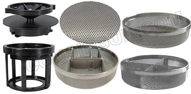 Ø64mm Basket & Fittings