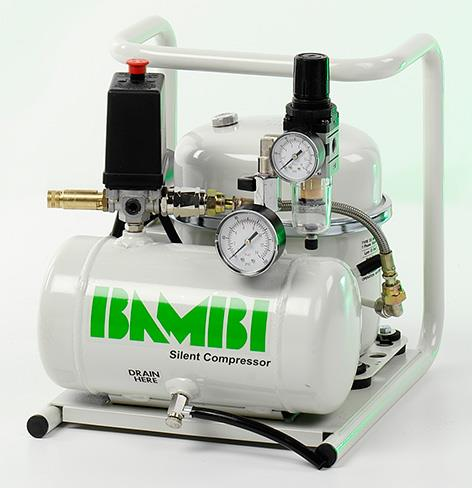 Bambi 35/20 Compressor *Free delivery to UK mainland*