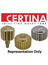 Certina Crowns Ø4mm & Over