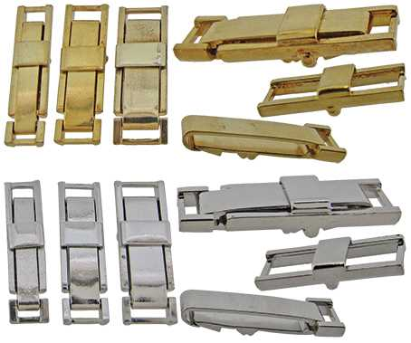 Slide Fitting Clasps