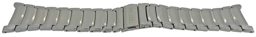 27mm Citizen Bracelet SS