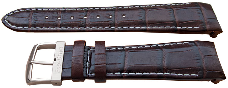 Citizen Straps - Crocodile Grain