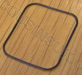 Ronde Solo (20.50 x 23.50mm) Gasket