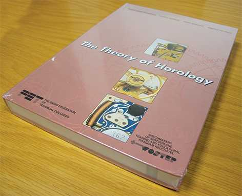 The Theory Of Horology, English Edition