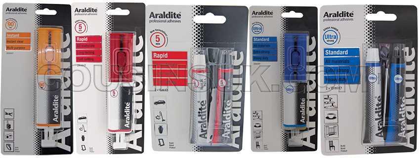 Araldite Adhesives