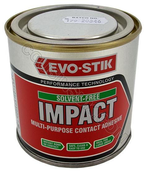 Evo-Stik, 250ml Tin (solvent free)