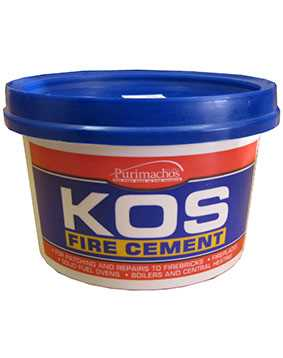 Insulating - Soldering Paste, KOS Fire Cement