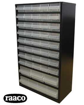 44 Drawer Steel Cabinet