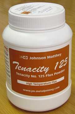 Flux - Powder, Tenacity 125 (for High Temperatures)