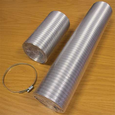 Exhaust System (for ACS900)