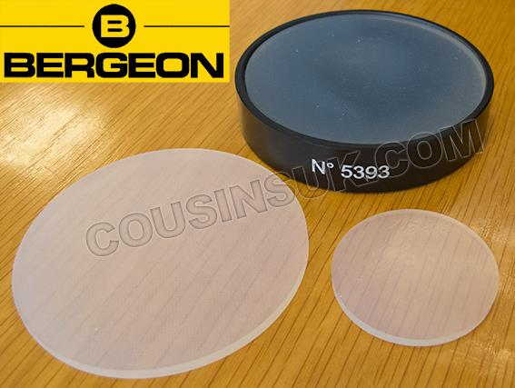 Silicone (Ø75mm) Cushion, Bergeon