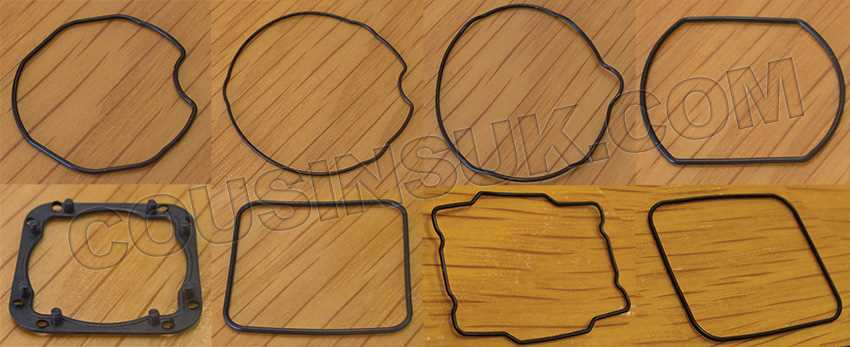 Case Back Gaskets