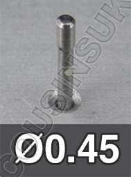 Pivot Ø0.45mm