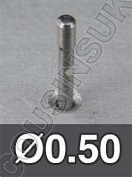 Pivot Ø0.50mm