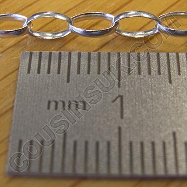 (1) 4.95 x 3.15mm, 100cm, 7.6g, BO