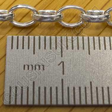 (4) 6.15 x 4.35mm, 100cm, 35.2g, BO