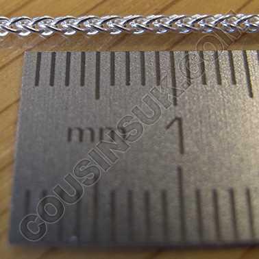 (1) Ø1.50mm, 100cm, 7.6g, Spiga