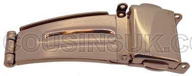 14mm Rose Clasp