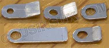 Case Clamps (Graded)