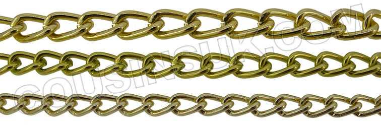 Chain, Aluminium (Decorative)