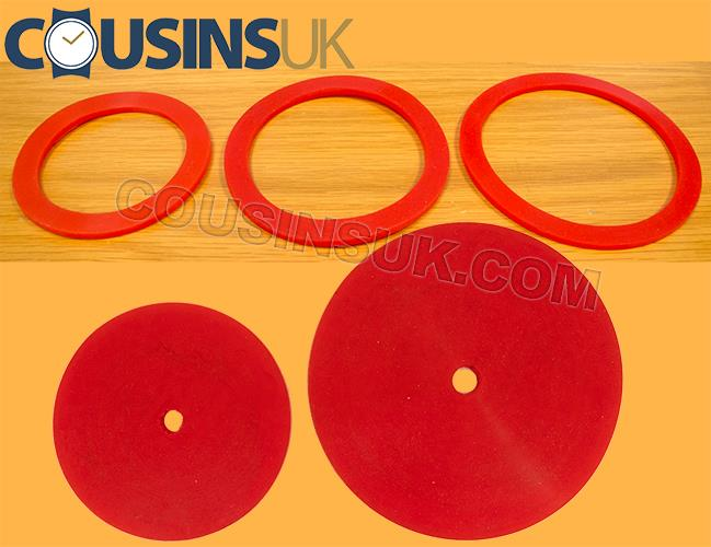 Flask Ring Gaskets