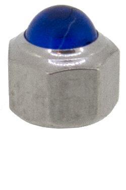 9 x Ø4.50mm (Ø2.70mm) SS, Blue Stone