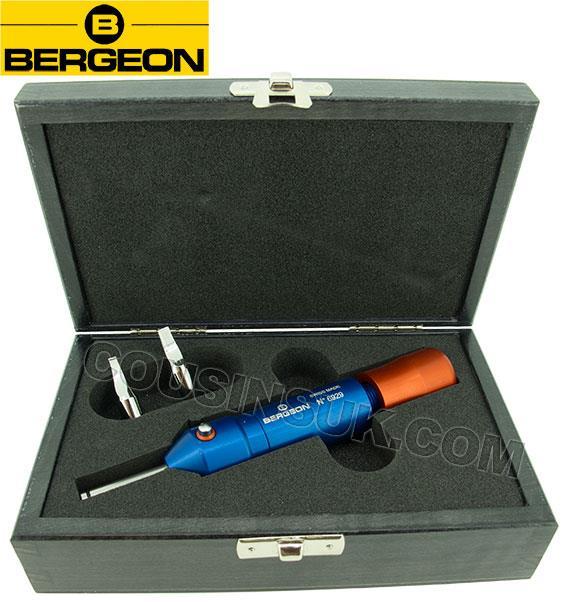 Micro-Shock Case Opener, Bergeon