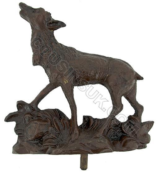 Deer, 155 x 165mm