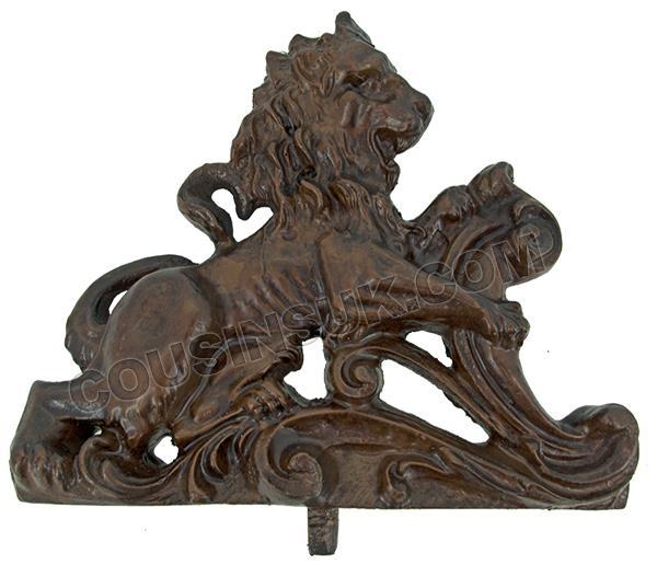 Lion, 165 x 140mm