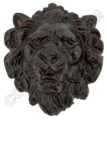 Lion Head, 50 x 57mm