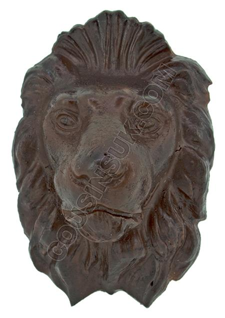 Lion Head, 65 x 95mm