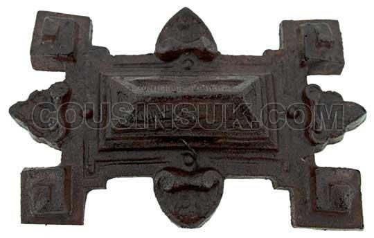 Badge (Rectangular), 80 x 55mm
