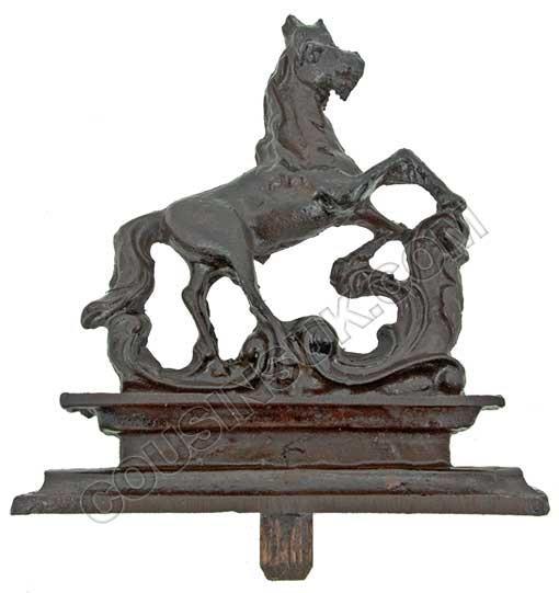 Horse, 75 x 80mm