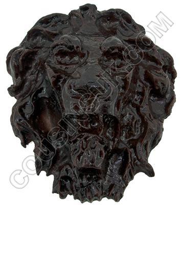 Lion Head, 45 x 55mm