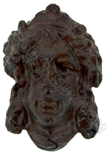35 x 50mm, Greek Head