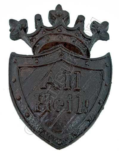 Shield, 60 x 80mm