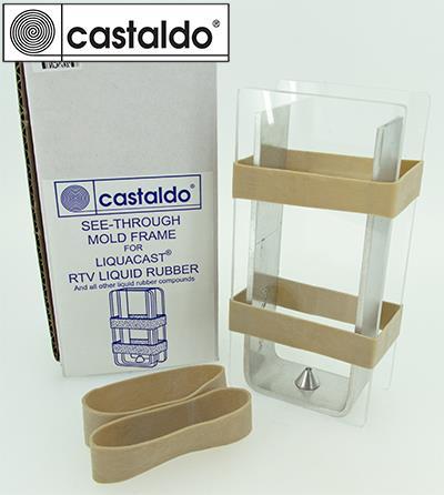 Mould Frames, Transparent for Liquid Casting