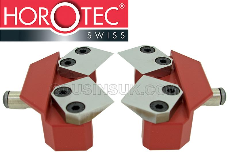 Bezel Jaws for Bezel & Case Back Remover, Horotec