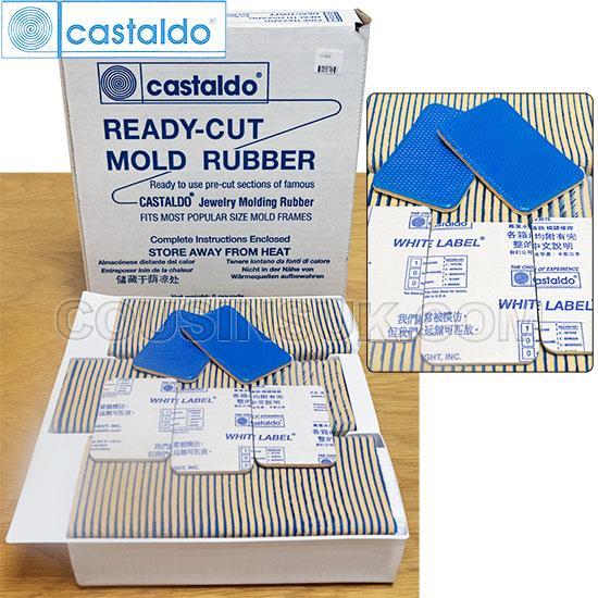 White Label (Ready Made Cuts), Castaldo USA