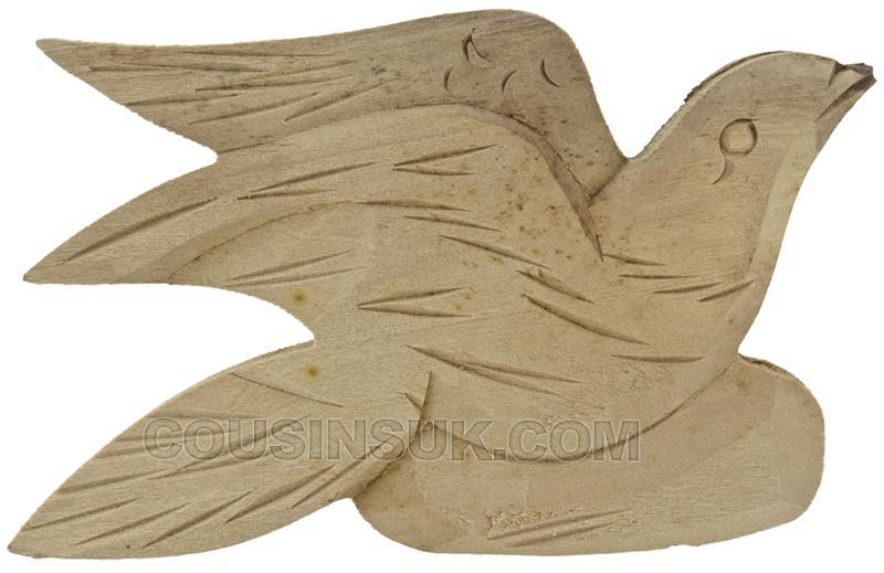 120 x 80mm Cuckoo Case Bird