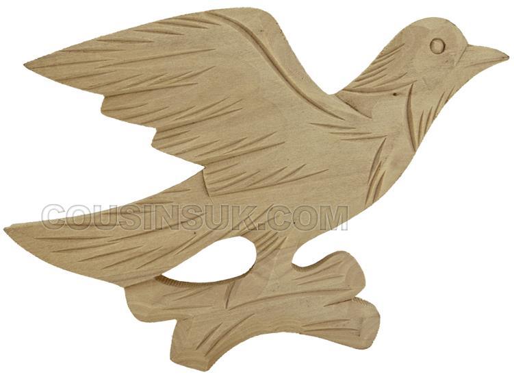 170 x 135mm Cuckoo Case Bird