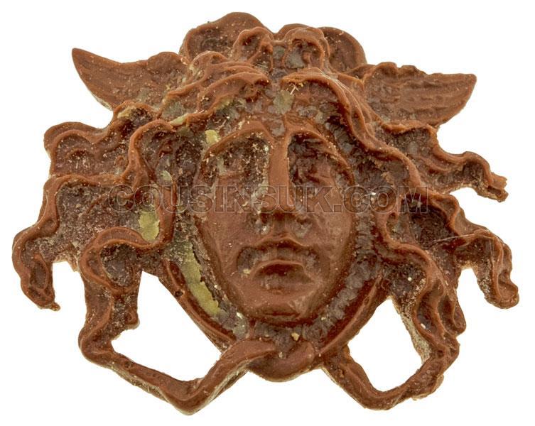 Greek Head, 50 x 45mm