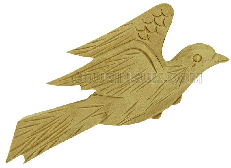 110 x 40mm Cuckoo Case Bird